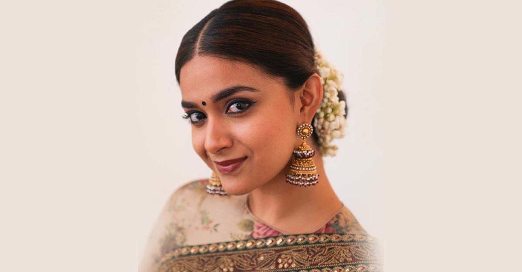 Best Actress in Tamil Keerthy Suresh