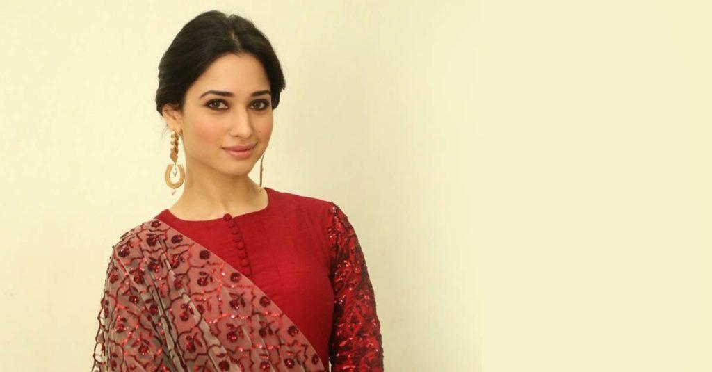 Best Actress in Tamil Tamannaah