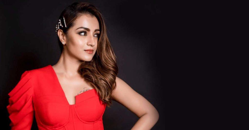 Best Actress in Tamil Trisha