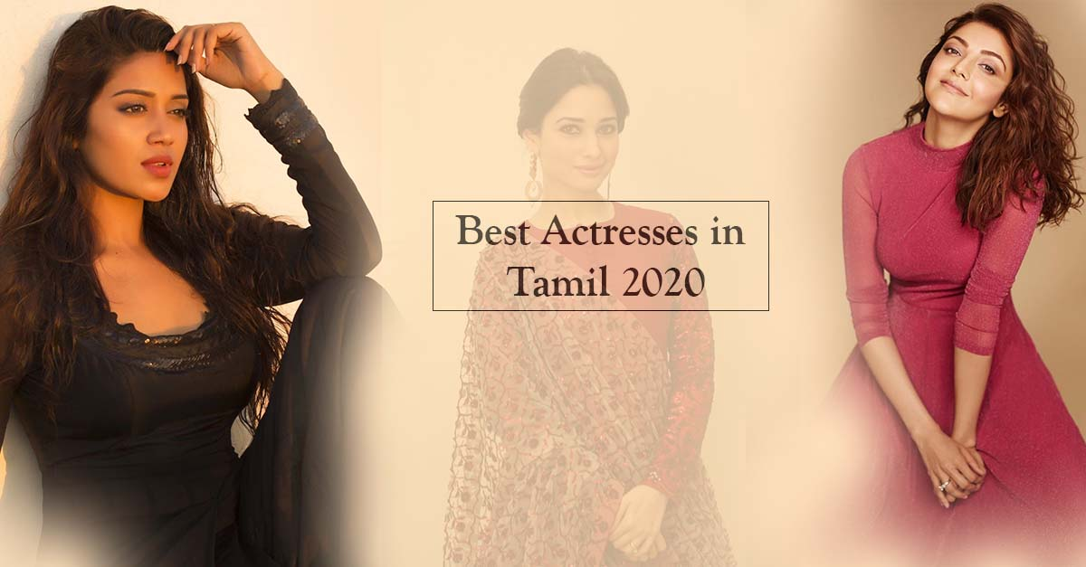Best Actress in Tamil
