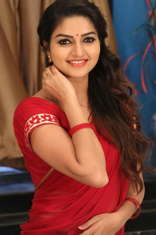 Actress Nithya Ram