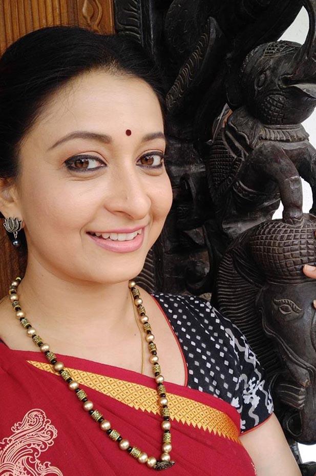 Actress Sindhu Shyam