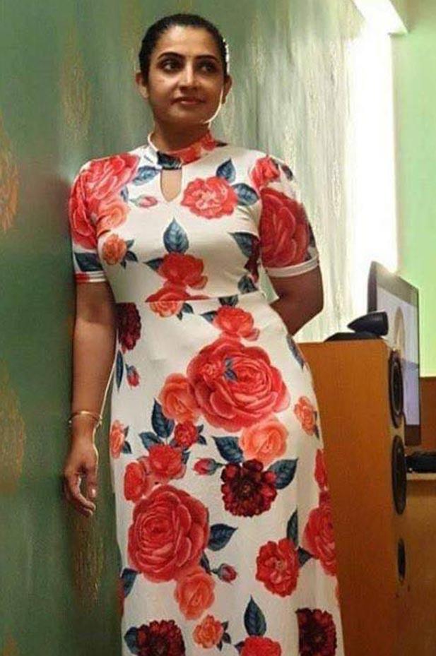 Actress Sujitha