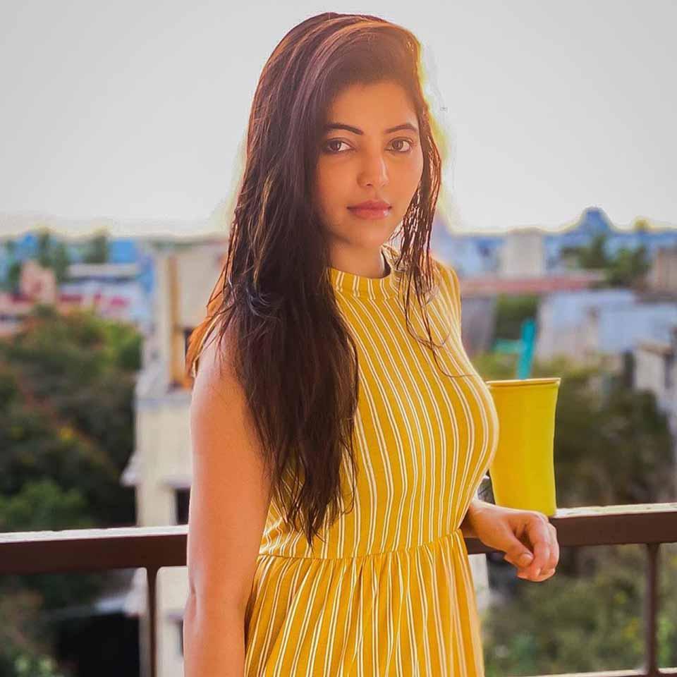 Bigg Boss Tamil season 4 contestant Athulya Ravi