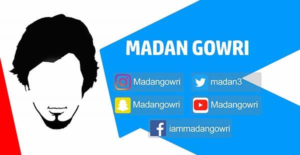 Madan Gowri