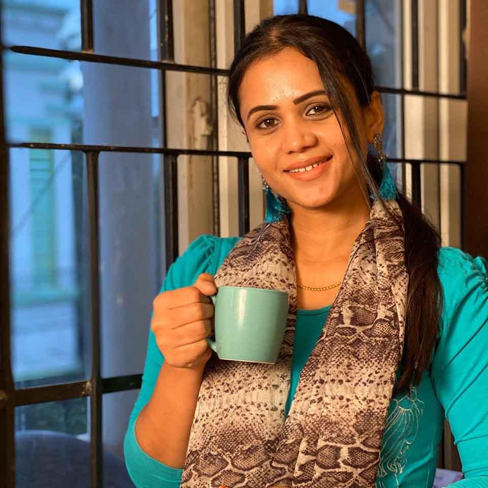 Bigg Boss Tamil Season 4 Manimegalai