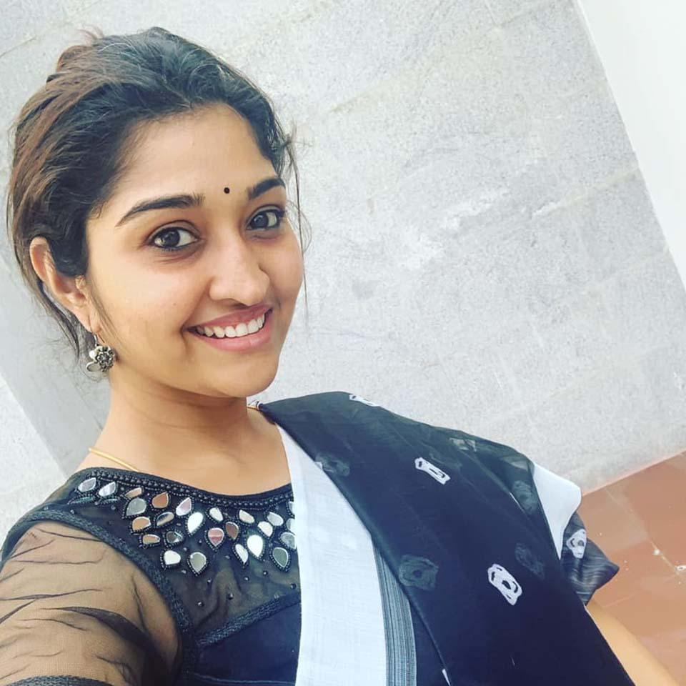 Neelima Rani Selfie