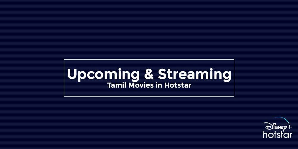 Tamil Movies Hotstar
