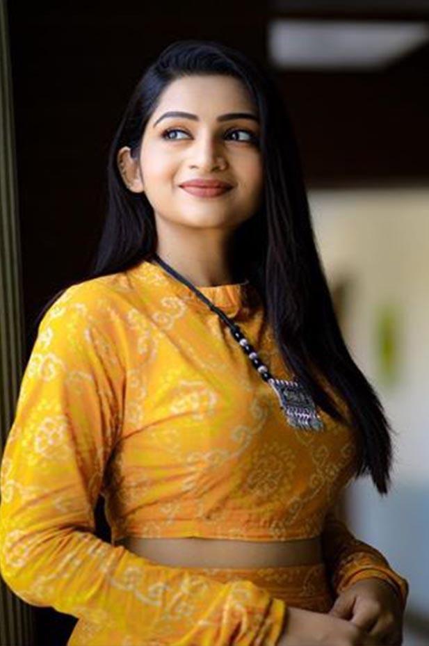 Tamil serial actress Nakshathra