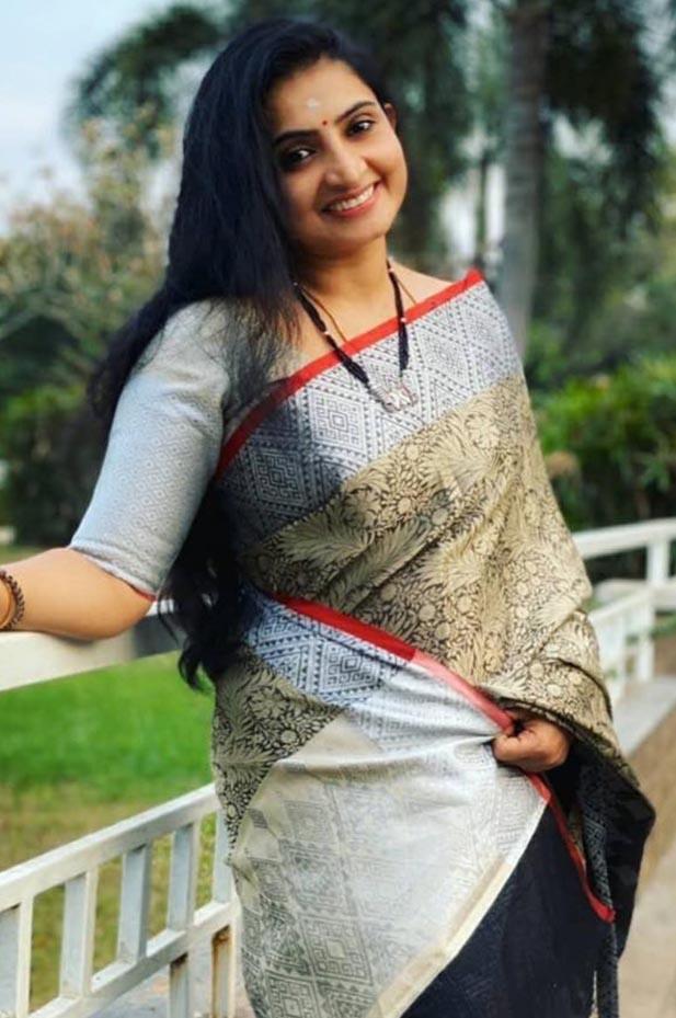 Tamil serial actress Sujitha
