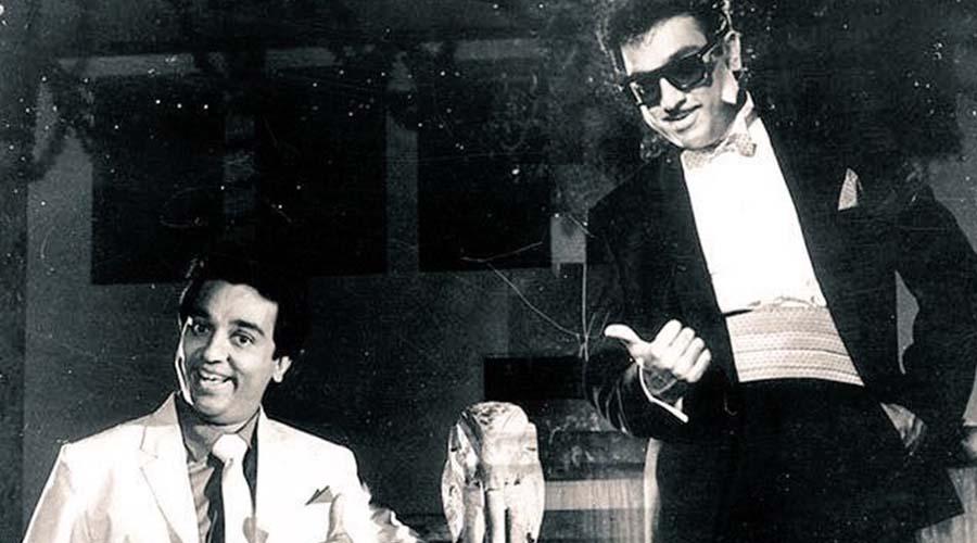 Kamal Haasan Movies- Apporva Sagotharargal