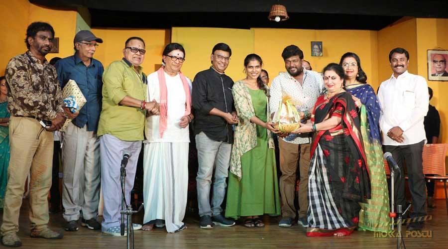 Radha Ravi in an event