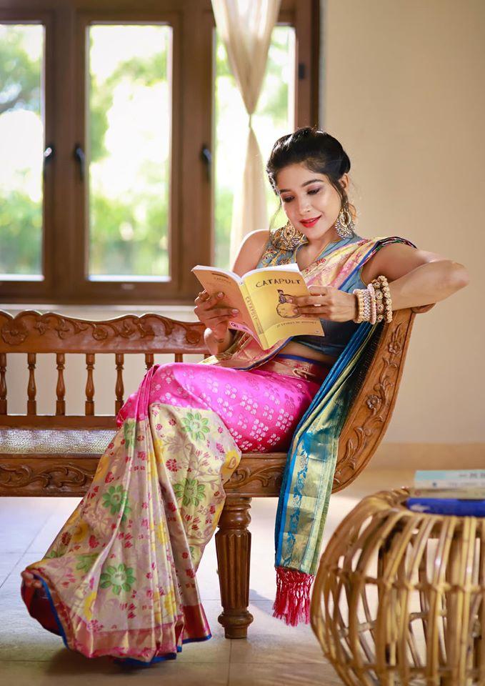 Sakshi Agarwal latest photoshoot