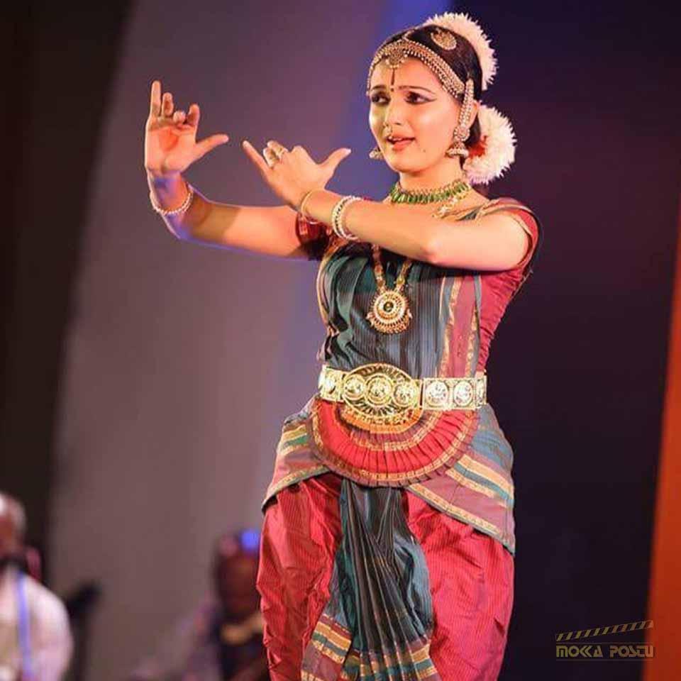 Saranya Mohan Bharathanatiyam