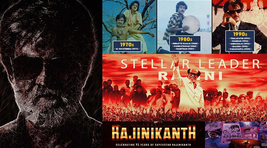 Superstar Rajinikanth Movies