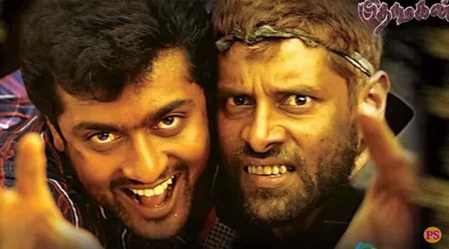 Suriya Movies Pithamagan
