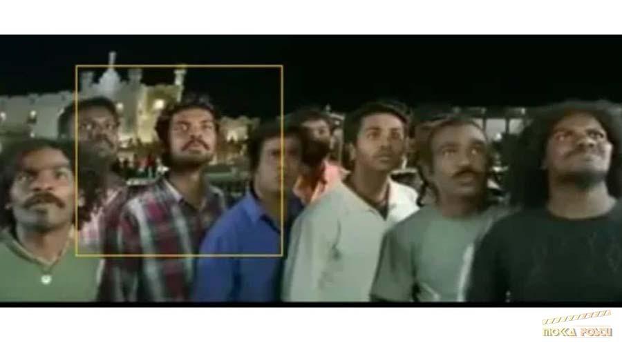 Vimal in Ghilli movie