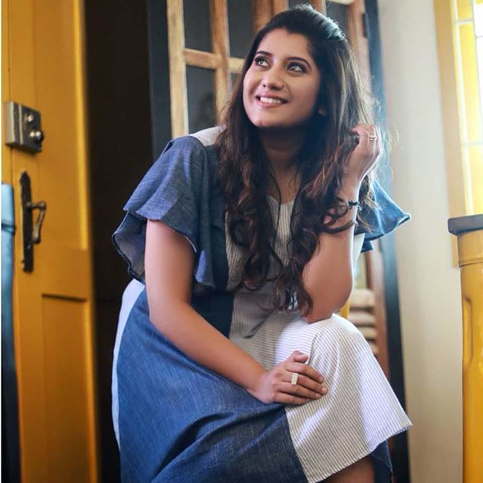 Anchor Priyanka photos